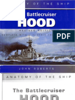 [Conway Maritime Press] [Anatomy of the Ship] the Battlecruiser Hood (2010)