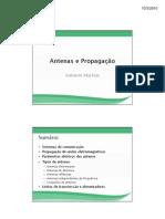 1 Antenas Intro Prof. Martins