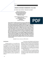 The Use of Electronic Sensor in Hormone Analysis
