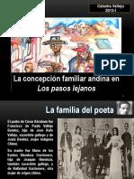La concepción familiar andina ANÁLISIS LOS PASOS LEJANOS