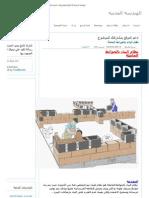 Print - نظام البناء بالحوائط الحاملة _ الهندسة المدنية