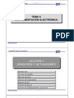 Infoplc Net Sensores y Actuadores Electronicos