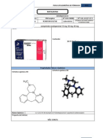 MIRTAZAPINA quimica farmaceutica
