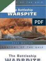 [Conway Maritime Press] [Anatomy of the Ship] the Battleship Warspite