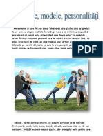 Exemple, Modele, Personalitati
