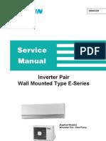 Daikin Design Service Manual