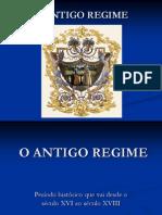 Antigo Regime Economia, Sociedade, Politica (1)