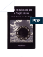 Tyson, Donald - How to Make and Use a Magic Mirror