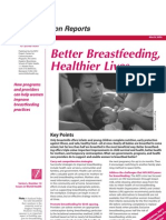 Better Breastfeeding, Healthier Lives