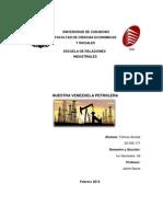 Venezuela Petrolera Trabajo Termiinado-!