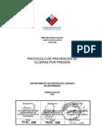 Protocolo de Prevencion Ulceras Por Presion