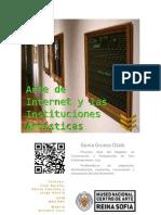 Arte de Internet Instituciones Artisticas