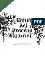 Estudio Del Proceso Editorial