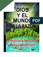 Diosy y El Mundo de La Razon