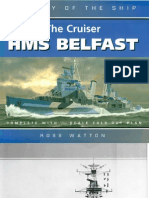 [Conway Maritime Press] [Anatomy of the Ship] the Cruiser HMS Belfast