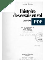 Histoire Des Essais en Vol