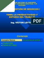 Utp Pp3 Productividad y Estudio Del Trabajo Leyton