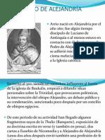 ARRIO DE ALEJANDRÍA