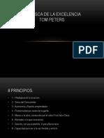 En busca de la excelencia, Tom Peters.pptx