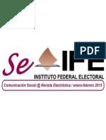 Revista SeIFE Ene-Feb2013