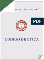 Codigo Etica Cbp