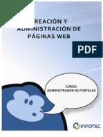 CreaciAn y AdministraciAn de PAginas Web