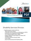 PDD Family Forum PowerPoint Presentation
