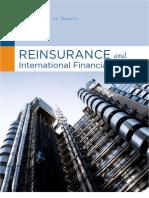 Reinsurance and International Financial Markets