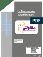 Le Programme Moukawalati