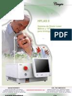 Folleto HPLAS II_es