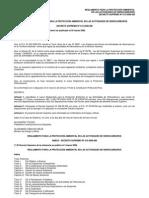 DS 015-2006-EM Reglamento para la Protección Ambiental