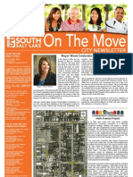SSL On The Move Newsletter - April 2013