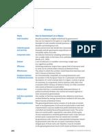 Gloss OECD Govmt Glance 2011