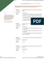 Evaluacion de Hojas de Ejercicio (Taller V