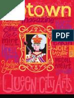 Uptown Magazine February 2009