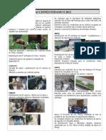 Reporte Fedamco 2012