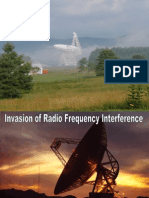 Invasion of Radio Frequency Interference