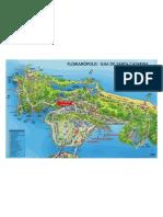 Mapa Floripa