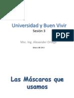 UBV 2 - El Ser y Los Autos Msc Ortega