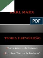 Karl Marx- Slide