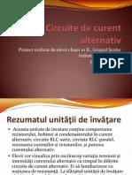 Circuite c A