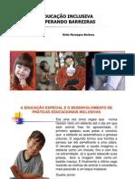 2o Eixo Katia Slide Educacao Inclusiva