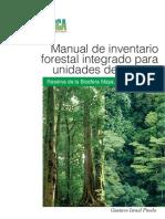 Manual Inventario Forestal