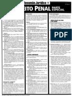 Direito Penal Parte especial crime resumão juridico