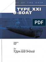 [Conway Maritime Press] [Anatomy of the Ship] the Type XXI U-Boat