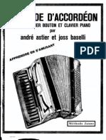 Astier Basseli Piano Cromático C Sytem