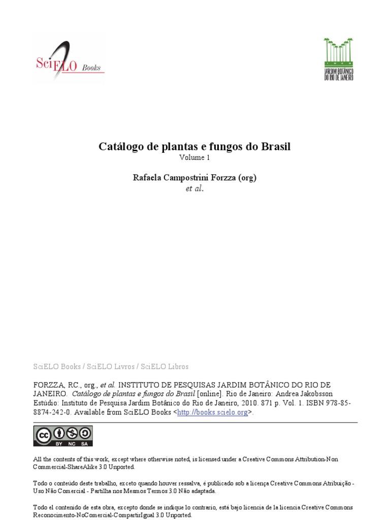 Catlogo de plantas e fungos do brasil vol 1 fandeluxe Choice Image
