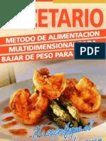 RECETAS 02 Libro Bajar de Peso Recetas