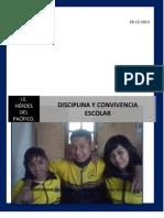 Plan de Dsciplina 2013 Hp