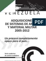 1 INFORME ADQUISICIÓN DE ARMAS
